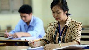 14 giáo viên Quảng Trị đi chấm thi buộc phải về giữa chừng
