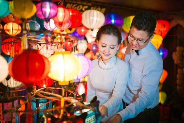 Bộ ảnh cưới khác biệt ít người thực hiện của cặp đôi Quảng Trị