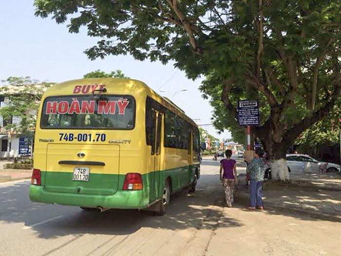 Mở thêm tuyến xe buýt số 3 từ Đakrông