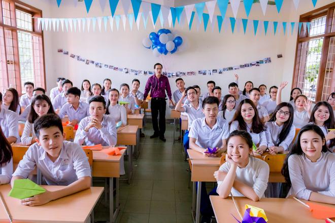 Bộ ảnh kỷ yếu tuyệt đẹp của học sinh cấp 3 Đông Hà