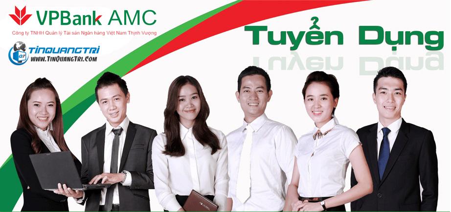 Ngân hàng TMCP Việt Nam Thịnh Vượng tuyển dung