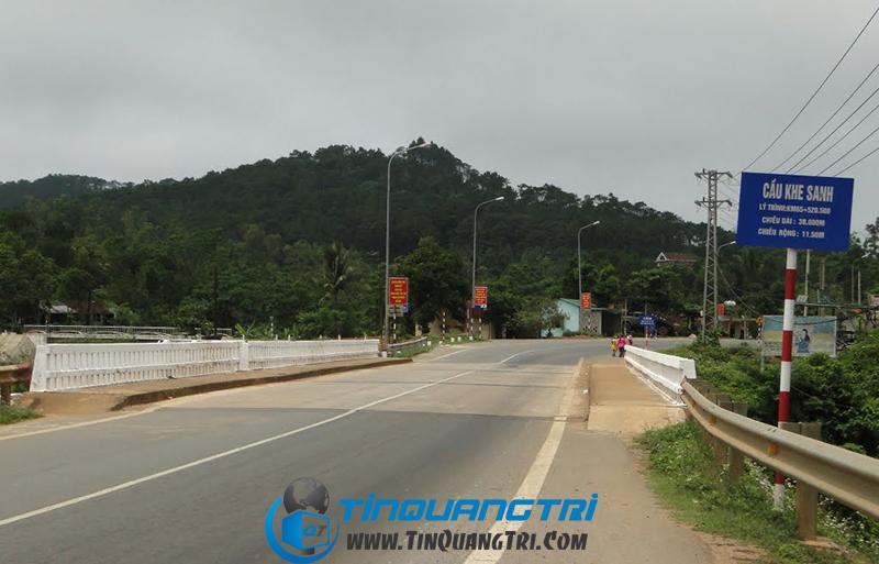 Cầu Khe Sanh