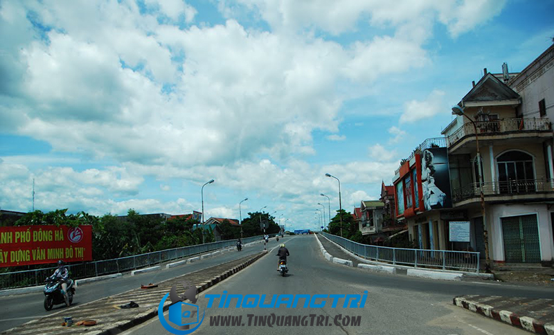 Cầu Vượt Đông hà