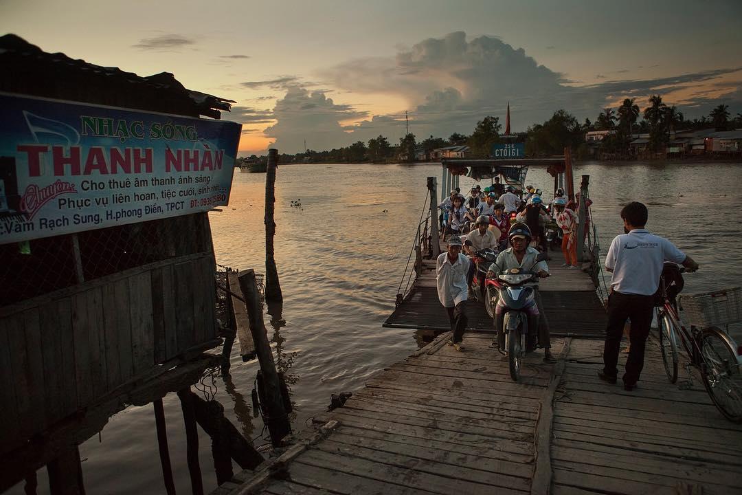 Những điểm Phượt bằng xe máy ở Việt nam trên báo Mỹ