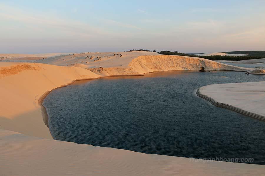 iểu sa mạc ở Quảng Trị