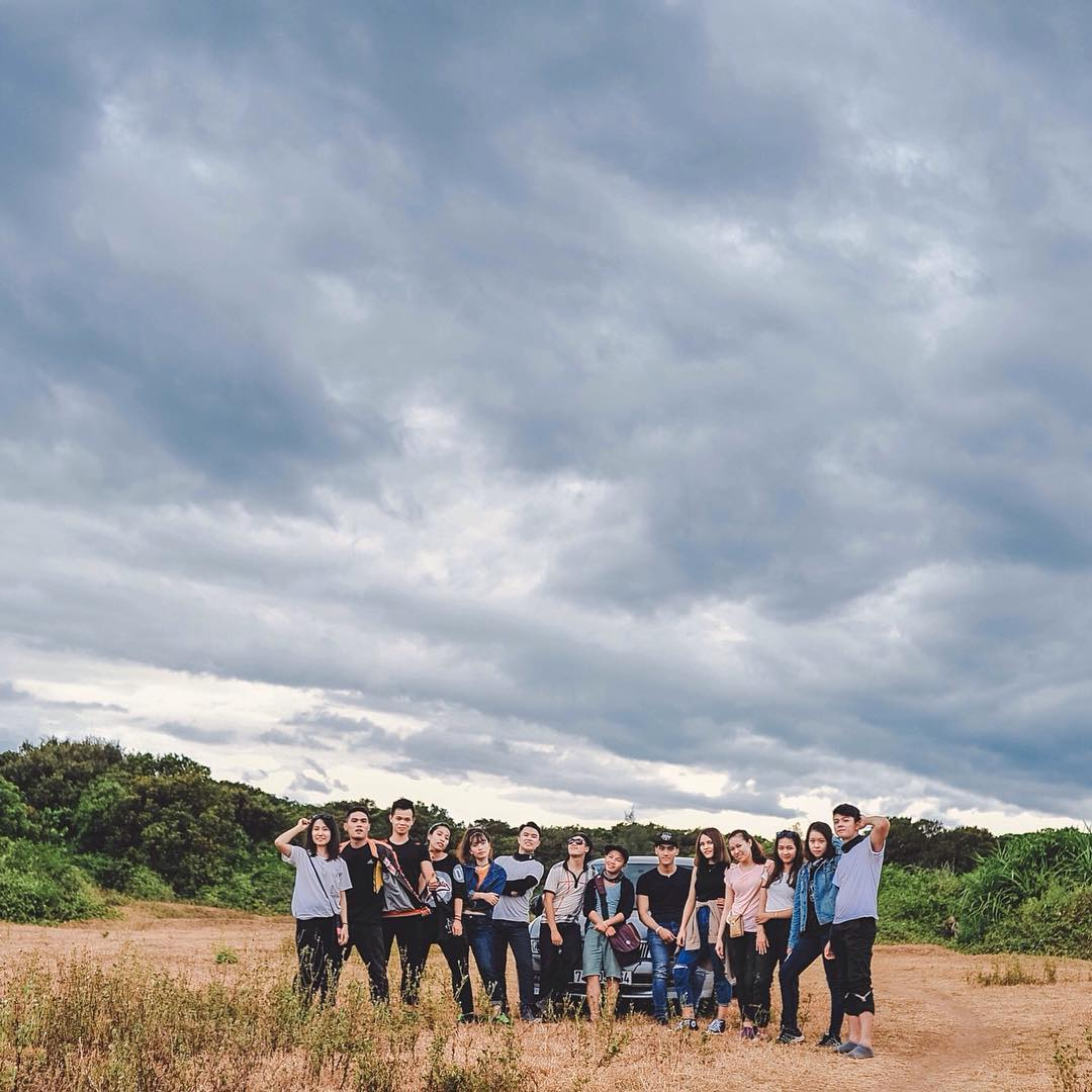 [QT] Mũi Trèo - Địa điểm phượt cắm trại tuyệt đẹp sát rạt Quảng Trị