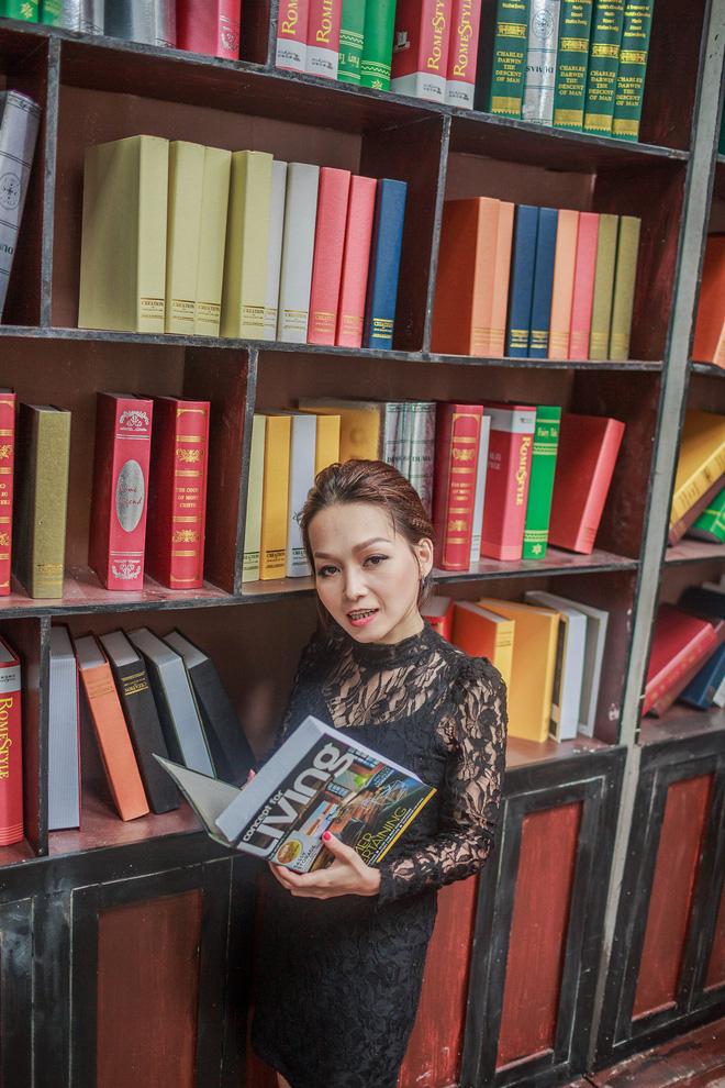 """Nghị lực đáng nể của cô gái Quảng Trị đằng sau bức ảnh """"Dậy thì thành công"""""""