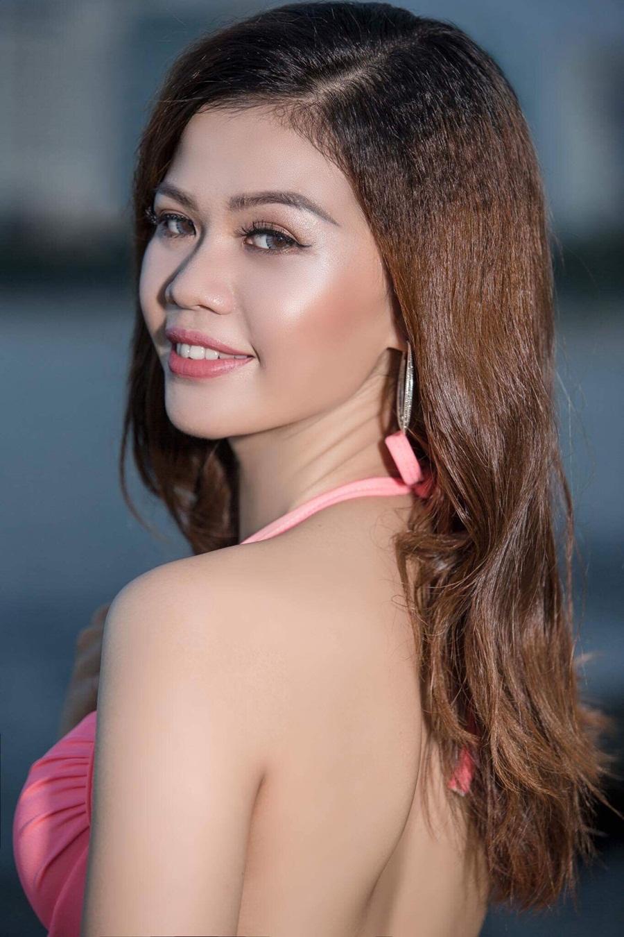 Cô gái Quảng Trị thi Hoa hậu hoàn vũ Việt Nam 2017