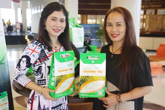 Gạo hữu cơ Quảng Trị