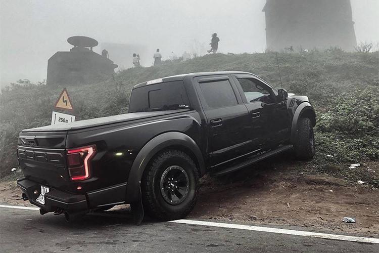 Đại gia Quảng Trị tậu siêu bán tải Ford F-150 giá 4 tỷ đồng
