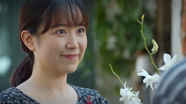 Cô gái Quảng Trị phim 'Những cô gái trong thành phố'