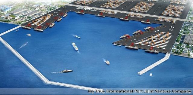 Cảng Mỹ Thuỷ