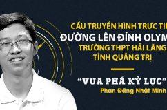 Phan Đăng Nhật Minh – Rinh cầu truyền hình về Quảng Trị